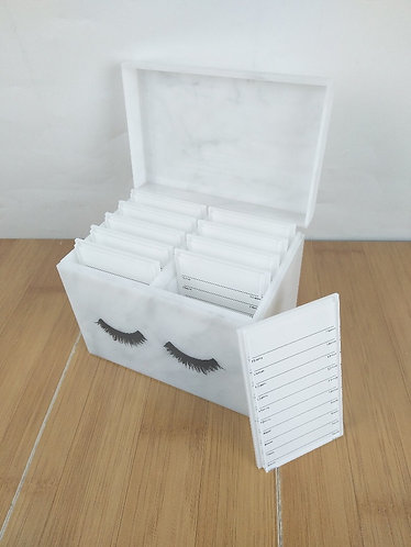10 Tray Lash Box