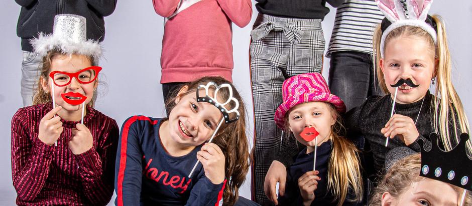 En weer een te gek feestje gehad vandaag, Julia 8! @marijesantsfotografie.nl