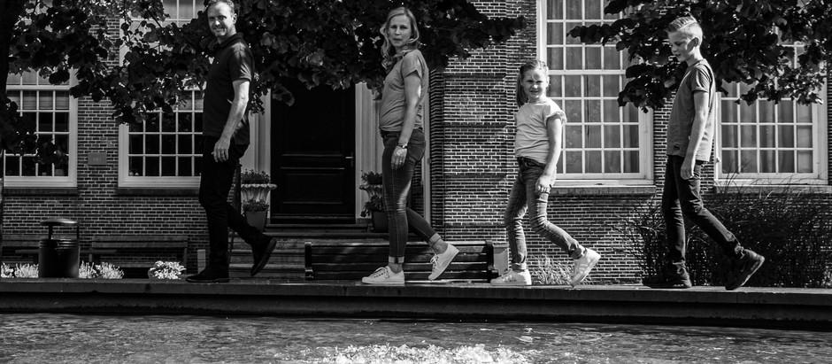Wat een leuke fotoshoot was dit! Op de Vischmarkt en het stadstrand Harderwijk.