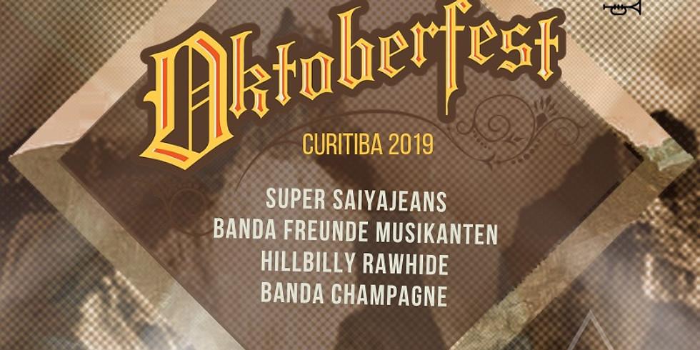 Oktoberfest Curitiba 2019 / Dia 2