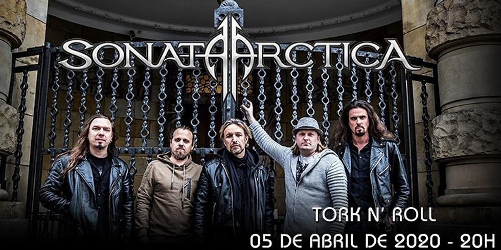 Sonata Arctica em Curitiba 2020 - Talviyö Tour 2020