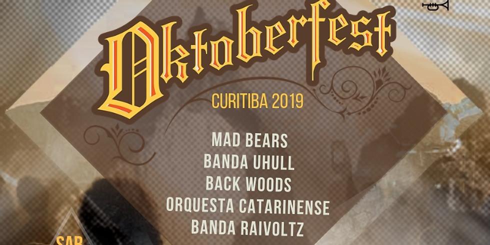Oktoberfest Curitiba 2019 / Dia 1