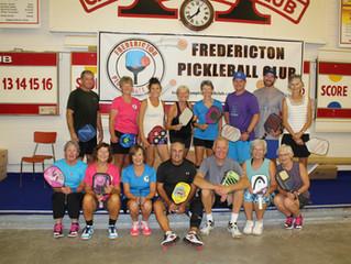 Mark Renneson Pickleball Training