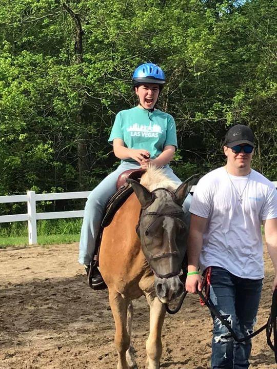 Riding Lesson -Oxford