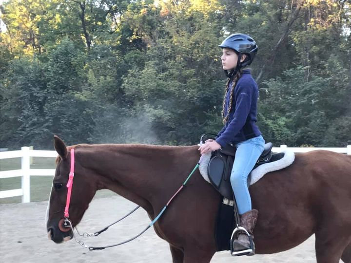 Privite Riding Lesson-Oxford