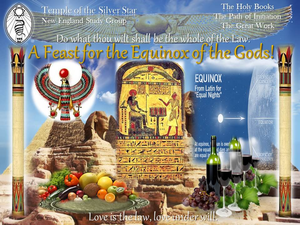 Equinox of the Gods