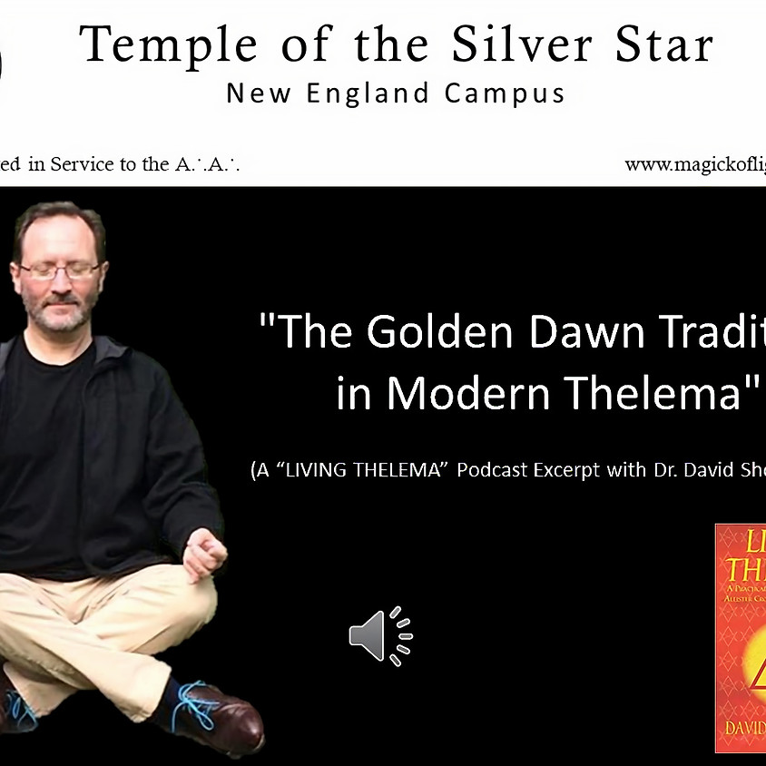 """93 Social & Ambient Lounge """"Modern Thelema"""""""