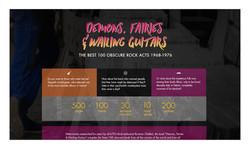 Demons, Fairies & Wailing Guitars