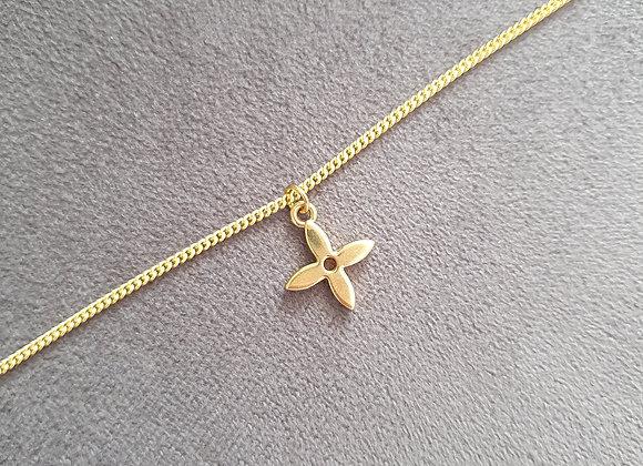 Reworked Louis Vuitton Petal Necklace