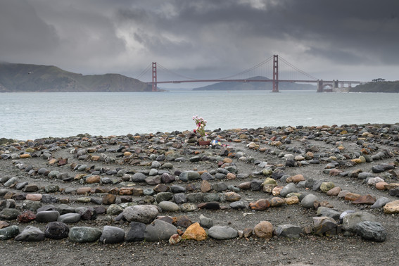 Golden Gate Maze Tracey Medcalfe Photography