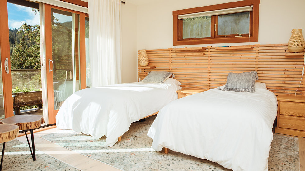 Earth Room: $600 per bed (per month), for 3 month