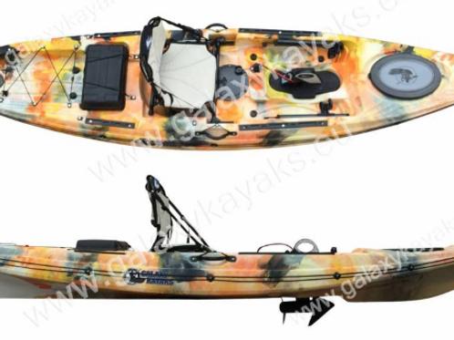 Galaxy Wahoo S ( Kayak con Motor )