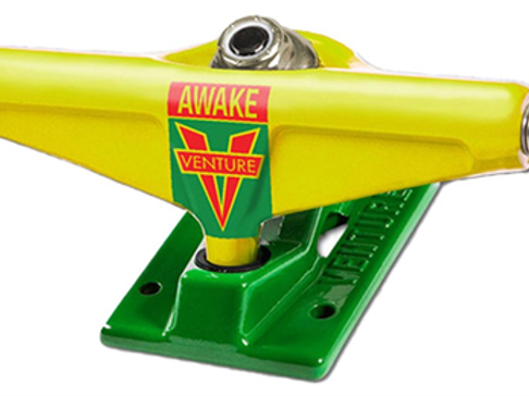 Painted Truck Venture Awake 5.25L Yellow/Green