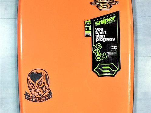 Body SNIPER STUNT 42.5´´ Naranja