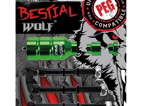 PEG Bestial Wolf Verde