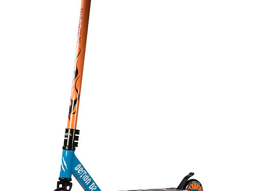BESTIAL WOLF DEMON D2 Azul/Naranja