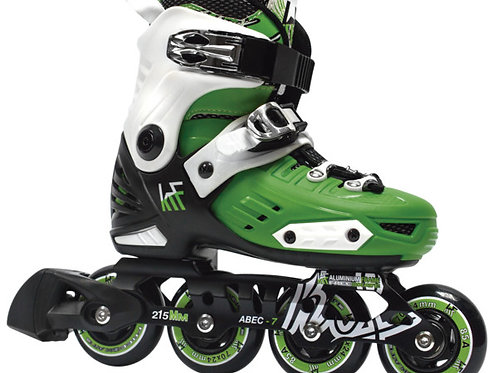 PATIN KRF FREESKATE FIRST VERDE