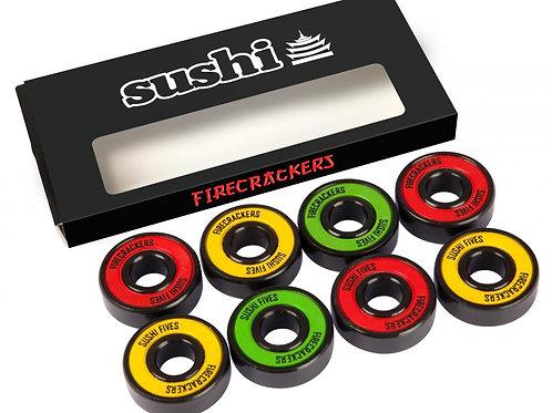 Sushi BearingsFirecracker Abec 5Rasta8  MM