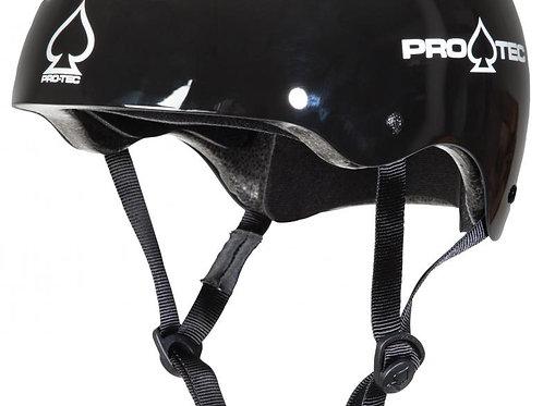 Pro-Tec HelmetClassic CertifiedGloss Black