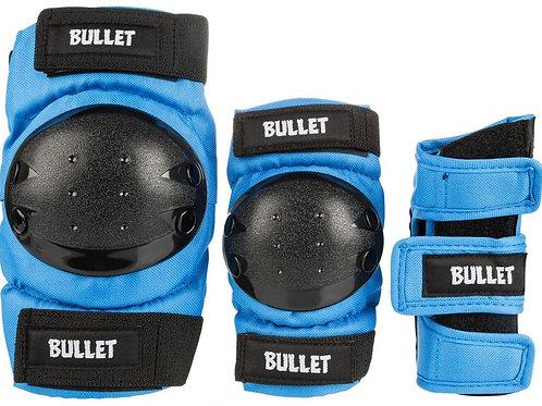 Bullet Combo Standard PadsetJuniorBlue