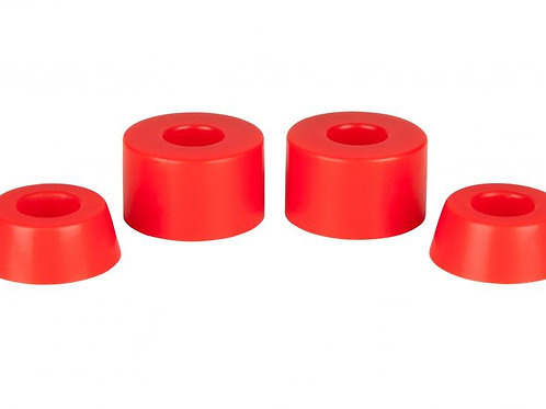Sushi Bushings	Medium 90A (Pack 4)	Red