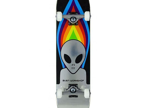 SKATEBOARD ALIEN TORCH 7.75X31.375 IN