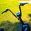 Thumbnail: Scooter Eléctrico Chopper 1400W/12aH Negro/Negro