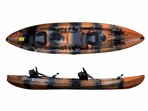 Galaxy Cruz Fisher Tandem