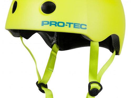Pro-Tec Helmet Classic CertifiedGloss Yellow