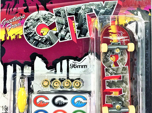 Tech Deck City