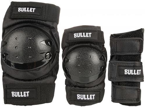 Bullet Combo Standard PadsetJuniorBlack