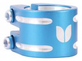Clamp Blazer Pro Duo 34.90mm + Adaptador Azul