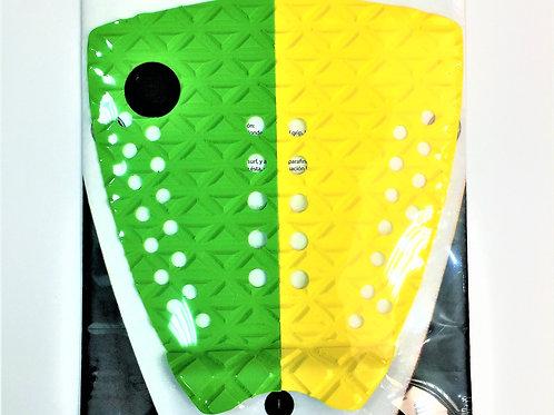 Grip NATIVE 2P con Circulos Verde/Amarillo