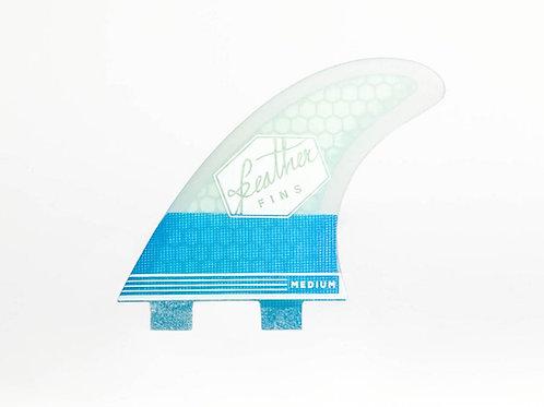 Quillas FEATHER Ultralight Azul/Blanca Talla M