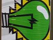 Tabla Think logo deck 7,75
