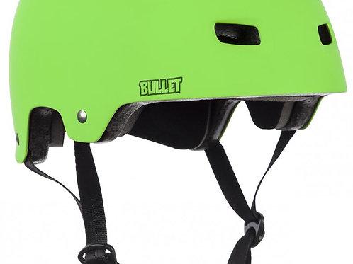 Bullet Deluxe HelmetT35 Grom Kids 52cmMatt Green