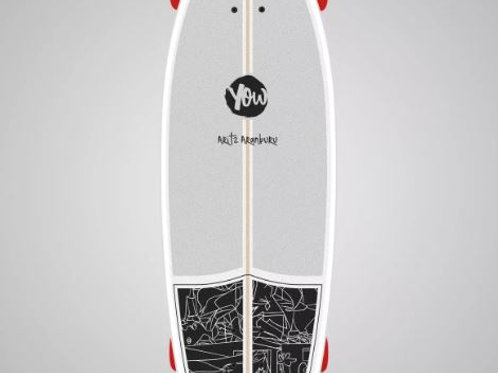 ----- YOW SURFSKATE  ----- Aritz Aranburu 32.5″