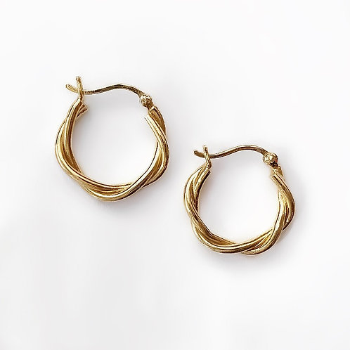 Thick Rope Hoops