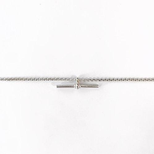 T-Bar Bracelet / Anklet