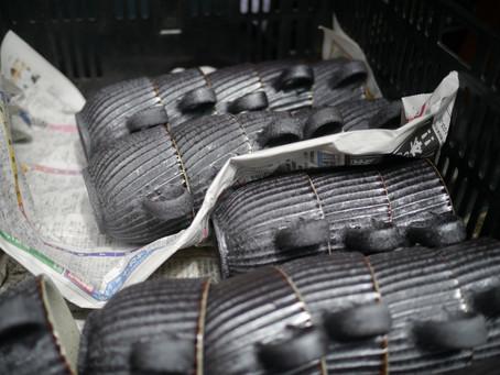 【レポートin笠間】お願いしていた陶器を受け取りに、そして小林さんの作陶展へ。