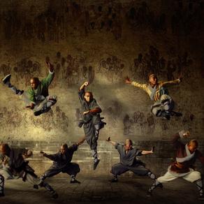 2021天涯共此时——河南卫视《中秋奇妙游》之武术舞蹈《少林-功夫》