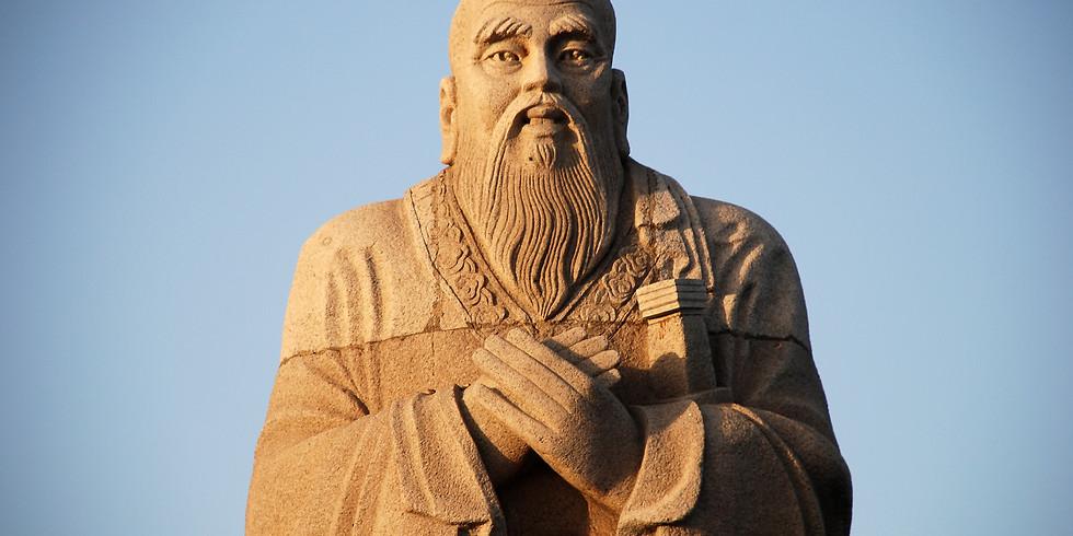 《春秋时代的孔子及其儒家学说 》讲座即将在莫斯科中国文化中心举办(报名地址在文末)