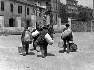 Os Primeiros Imigrantes