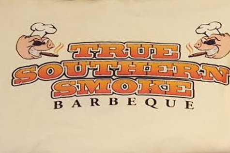 True Southern Smoke BBQ T-Shirt