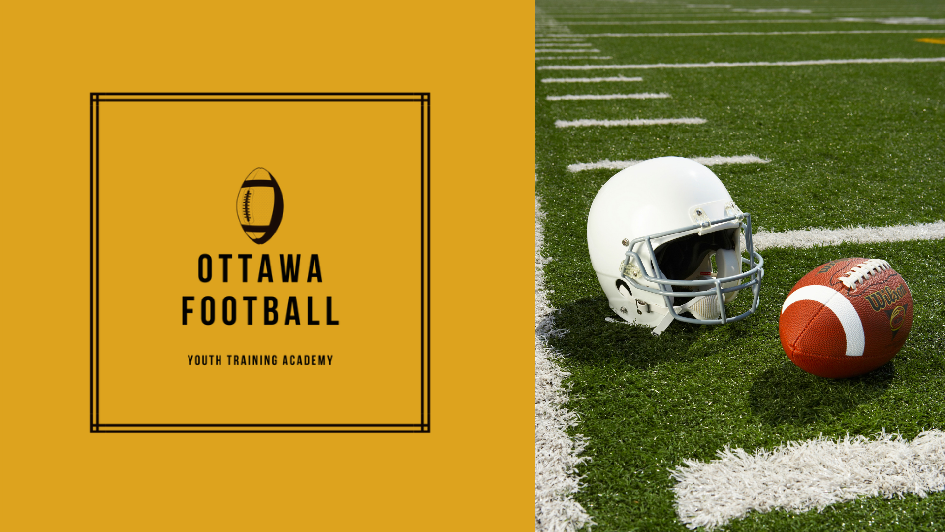 Ottawa Football Academy Youth Training