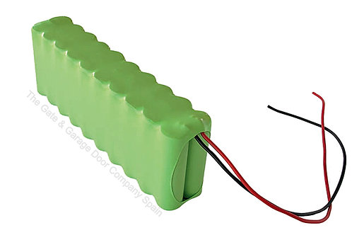 BAT M016 Back-up battery pack for all 24 volt King Gate systems. 24 volt 1.6 Ah