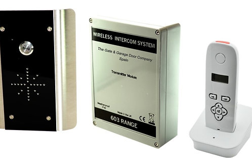 603-AB wireless DECT call point with 1 handset audio kit