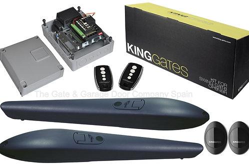 King Gates Jet Swing Gate System
