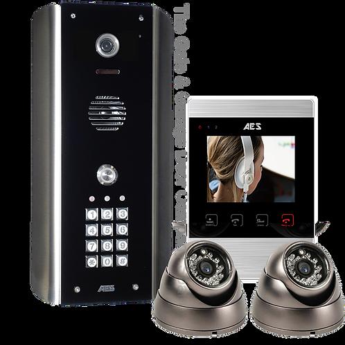 AES Styluscom Smart Video Intercom System