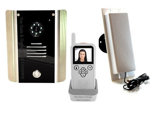 AES 705AB Wireless Video Intercom
